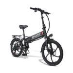 Оригинал              LAOTIE PX5 48V 10.4Ah 350W 20in Складной электрический мопед велосипед 35 км / ч Максимальная скорость 80 км Пробег E-Bike EU Plug