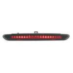 Оригинал              Светодиодный задний стоп-сигнал с высоким креплением 3RD Третий тормоз Лампа Красный / Черный Объектив Для Abarth Для Fiat Grande Punto EVO