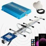 Оригинал              Сотовый телефон GSM 900 МГц Сигнал Booster Повторитель Усилитель Антенна 2G 3G 4G Home