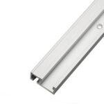 Оригинал              Алюминиевый сплав 45 Тип Т-образный паз Т-образный паз Miter Track Паз для приспособления 45×12,8 мм Для настольной пилы Фрезерный стол Деревообрабо
