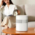 Оригинал              XIAOMI Mijia CJSJSQ01DY Интеллектуальный увлажнитель воздуха с чистым испарением, 240 мл / ч, двойная циркуляция, распылительная система испарения, Инт