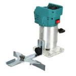 Оригинал              850 Вт беспроводной ручной электрический Триммер деревообрабатывающий пальмовый маршрутизатор машина для обрезки ламината для Makita 18V Бата