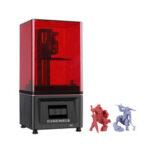 Оригинал              ELEGOO® Mars Pro UV 3D-принтер Photocuring LCD 4,53 дюйма (Д) x 2,56 дюйма (Ш) x 5,9 дюйма (В) Размер печати с матрицей UV Светодиодный Источник / Встроенный активирова