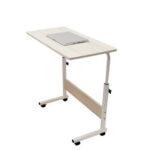Оригинал              80см / 60смкс40см подвижная прикроватная подставка для стола для ноутбука с регулируемой высотой