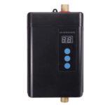 Оригинал              Водонепроницаемый 4000W 110V / 220V Mini Electric Tankless Hot Water Нагреватель 3s Отопление